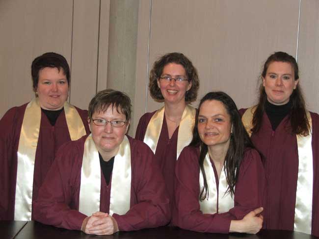 2010 Der Chor -  Alt