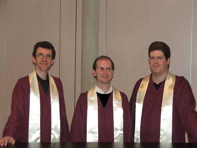 2010 Der Chor - Bass und Chorleiter