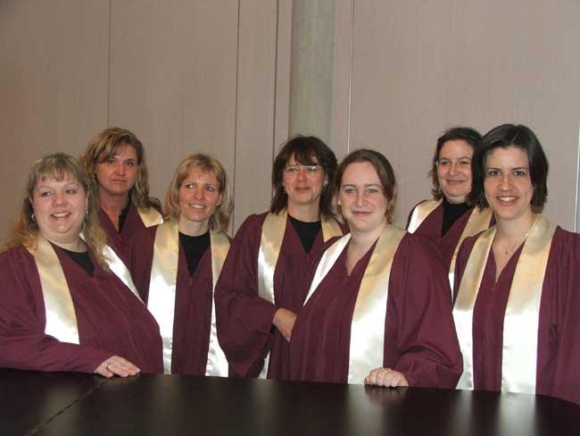 2010 Der Chor - Sopran 2