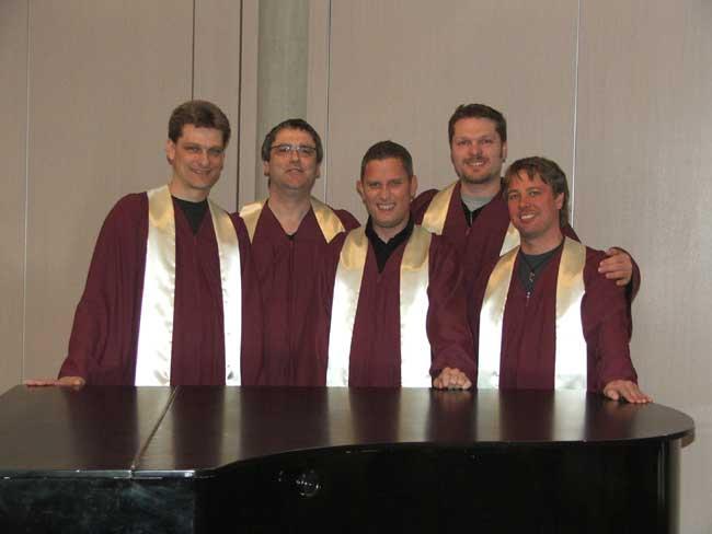 2010 Der Chor - Tenor