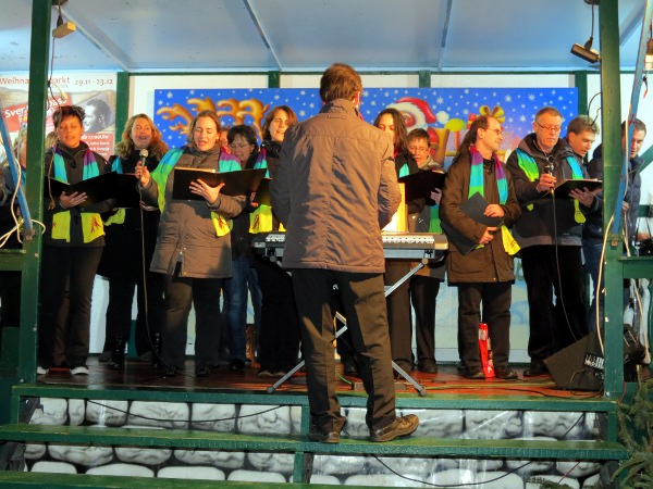 2012 Christmas IX - Weihnachtsmarkt