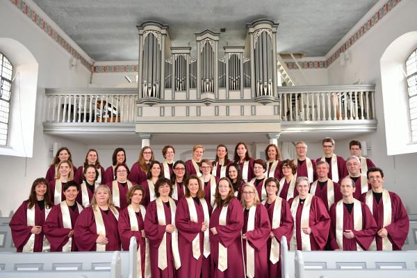 In der evangelischen Kirche Wevelinghoven