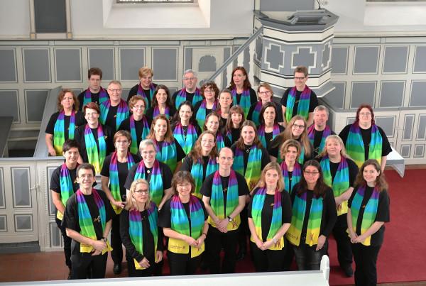 Gesamter Chor
