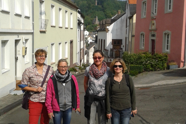 Spaziergang durch Kyllburg